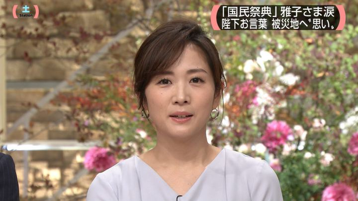 2019年11月09日高島彩の画像04枚目