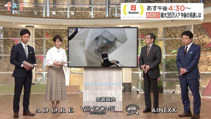 2020年02月01日高島彩の画像15枚目