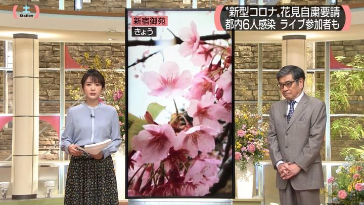 2020年03月07日高島彩の画像01枚目