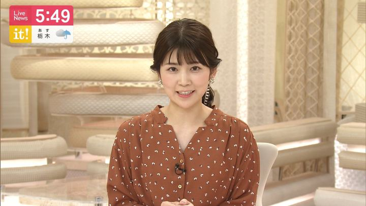 2019年11月10日竹内友佳の画像05枚目