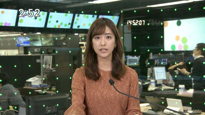 2019年11月21日田村真子の画像12枚目