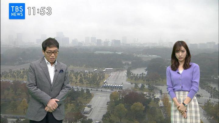 2019年11月22日田村真子の画像06枚目