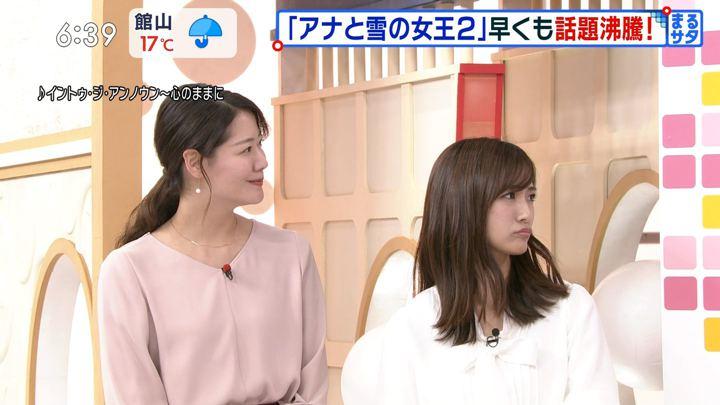 2019年11月23日田村真子の画像14枚目