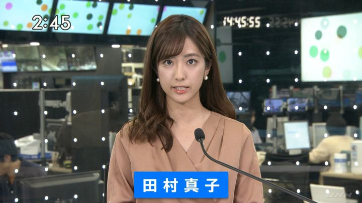 2019年11月28日田村真子の画像10枚目