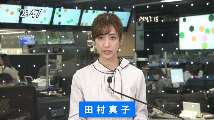 2019年12月19日田村真子の画像10枚目