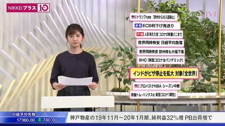 2020年03月12日田中瞳の画像09枚目