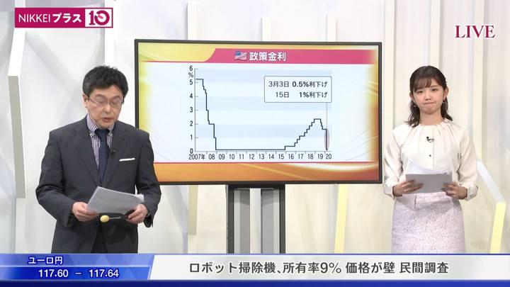 2020年03月16日田中瞳の画像02枚目