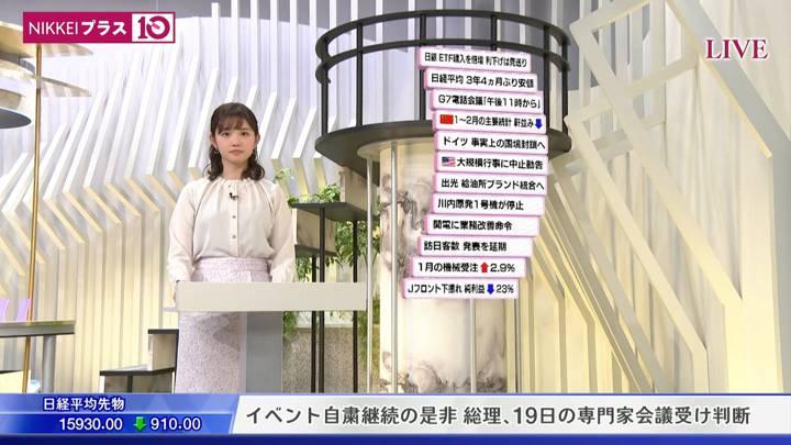 2020年03月16日田中瞳の画像09枚目