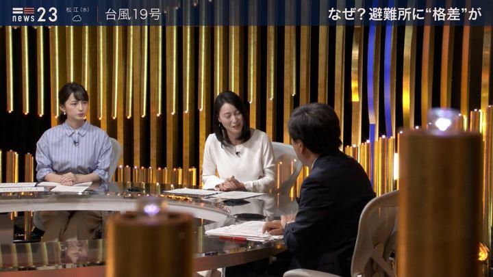 2019年10月22日山本恵里伽の画像02枚目