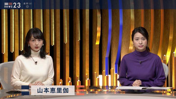 2019年11月01日山本恵里伽の画像01枚目