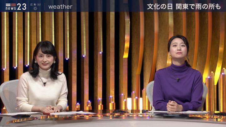 2019年11月01日山本恵里伽の画像05枚目