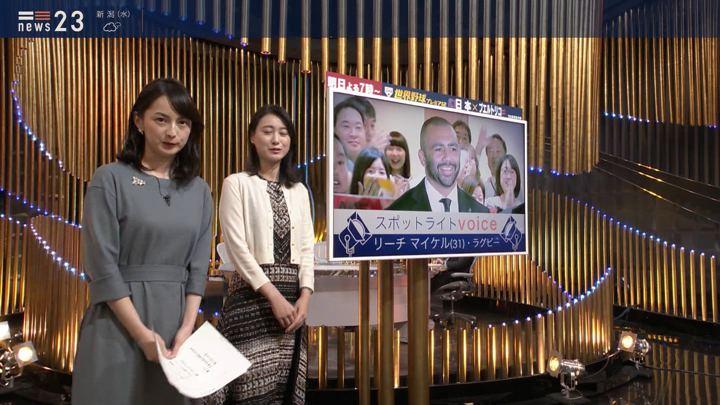 2019年11月05日山本恵里伽の画像20枚目