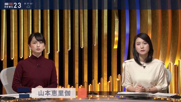 2019年11月07日山本恵里伽の画像01枚目