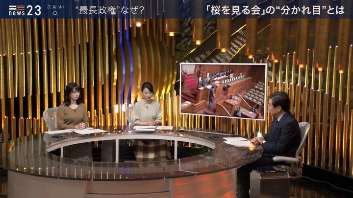 2019年11月20日山本恵里伽の画像01枚目