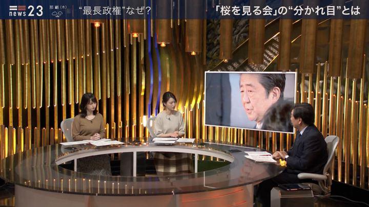 2019年11月20日山本恵里伽の画像02枚目