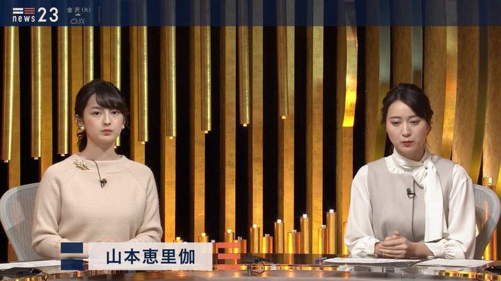 2019年11月25日山本恵里伽の画像02枚目