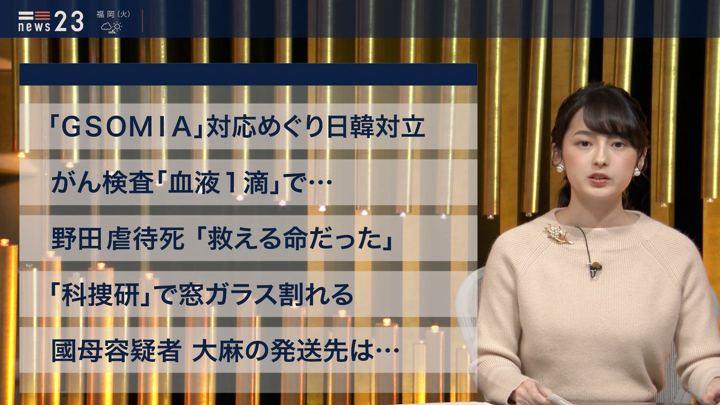 2019年11月25日山本恵里伽の画像04枚目