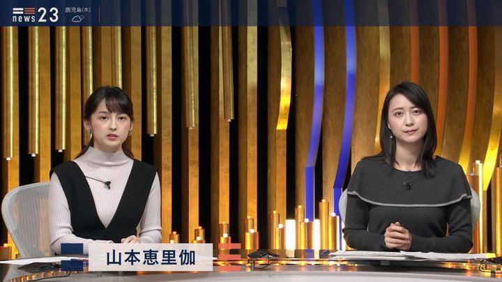 2019年11月27日山本恵里伽の画像01枚目