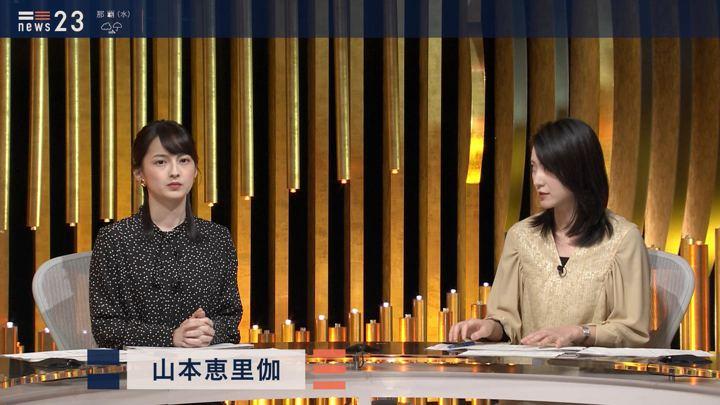 2019年12月10日山本恵里伽の画像01枚目