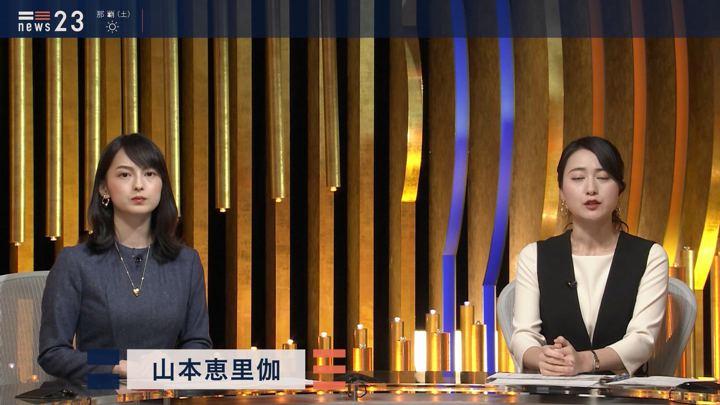 2019年12月13日山本恵里伽の画像01枚目