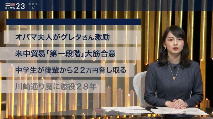 2019年12月13日山本恵里伽の画像06枚目