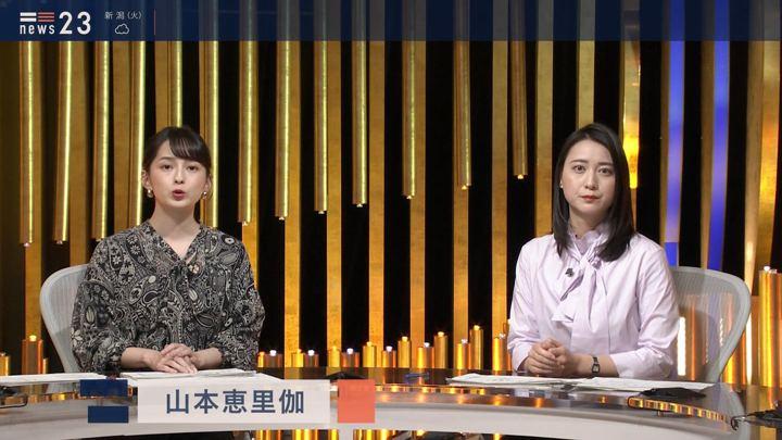 2019年12月16日山本恵里伽の画像02枚目
