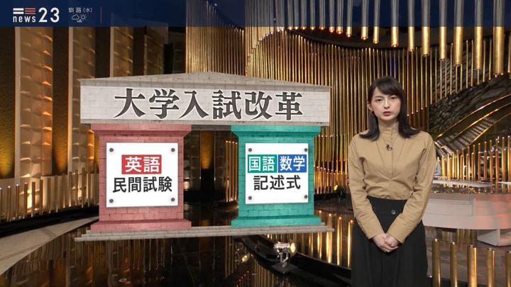 2019年12月17日山本恵里伽の画像04枚目