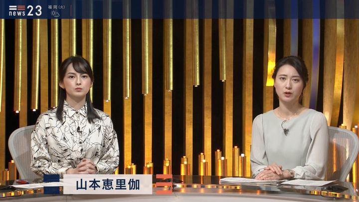 2019年12月23日山本恵里伽の画像01枚目