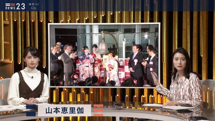 2020年01月06日山本恵里伽の画像01枚目
