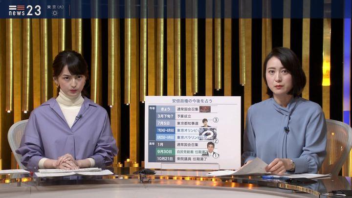 2020年01月20日山本恵里伽の画像01枚目