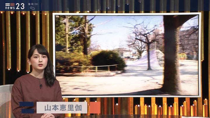 2020年02月04日山本恵里伽の画像01枚目