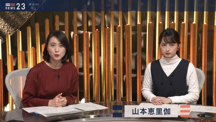 2020年02月14日山本恵里伽の画像02枚目