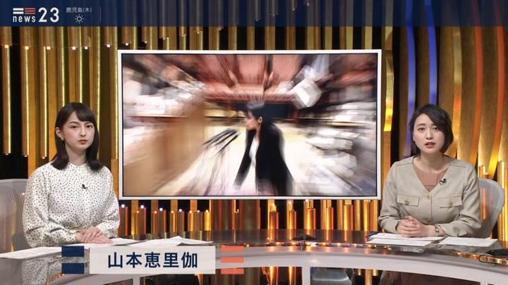 2020年02月26日山本恵里伽の画像01枚目