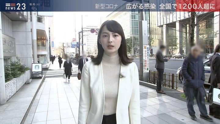 2020年03月09日山本恵里伽の画像01枚目