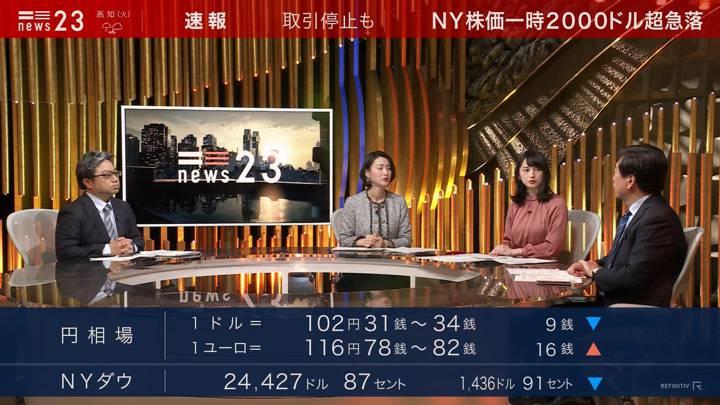2020年03月09日山本恵里伽の画像09枚目
