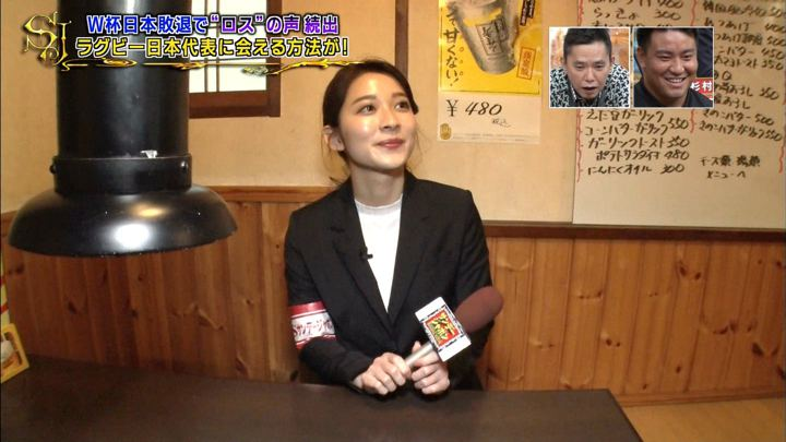 2019年10月27日山本里菜の画像01枚目