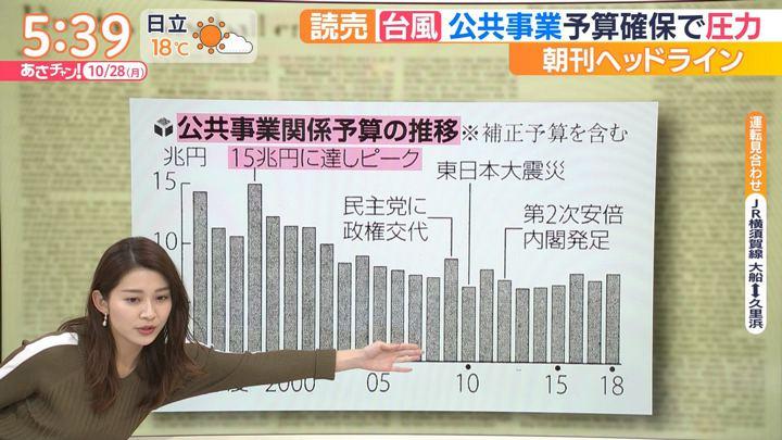 2019年10月28日山本里菜の画像04枚目