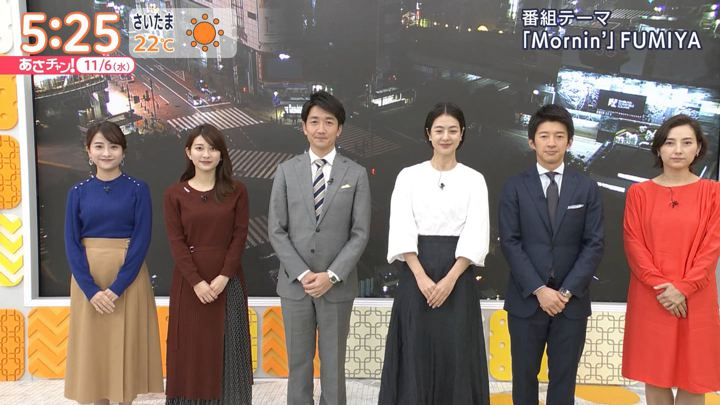 2019年11月07日山本里菜の画像01枚目