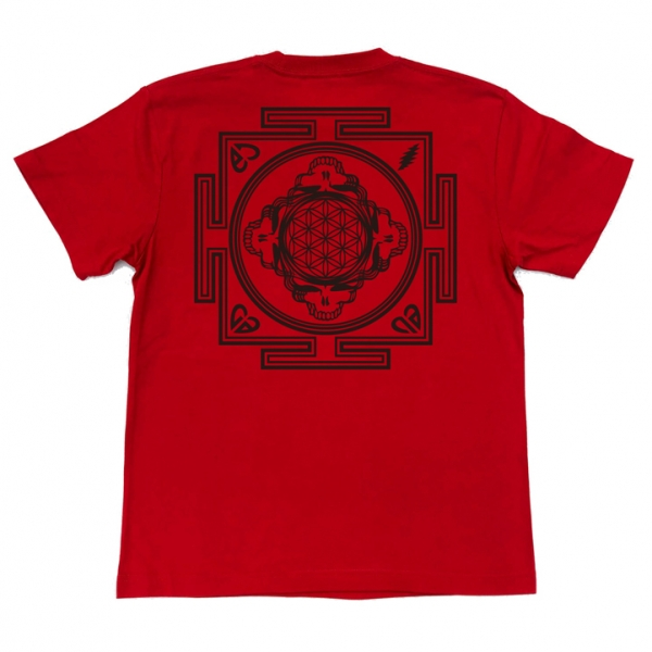 RED Tee_back