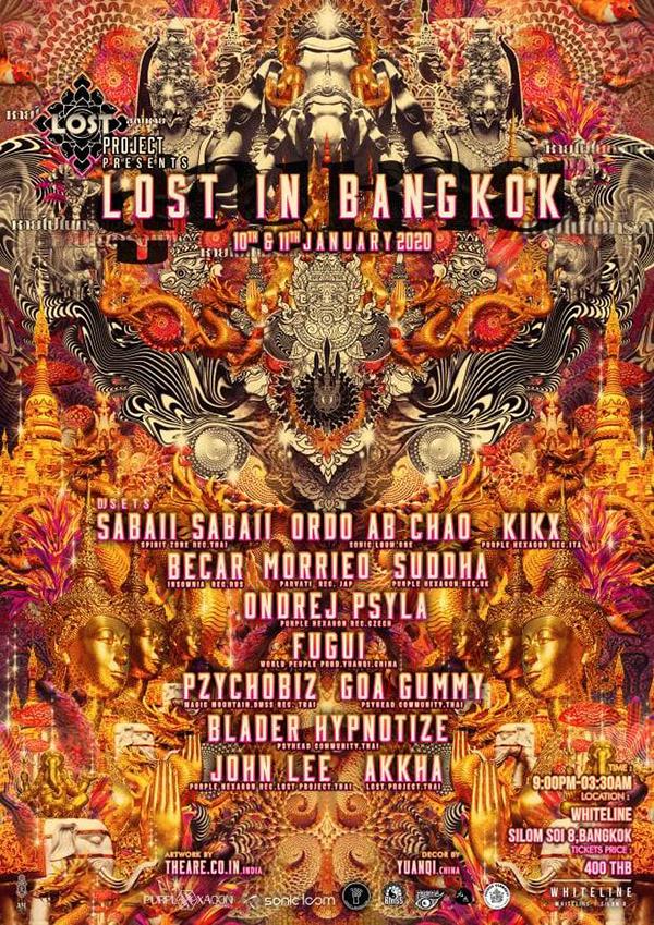 Lost Bkk