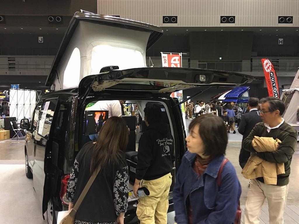 2019.11.16 福岡キャンピングカーショー⑥