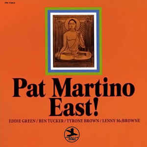Pat Martino_East