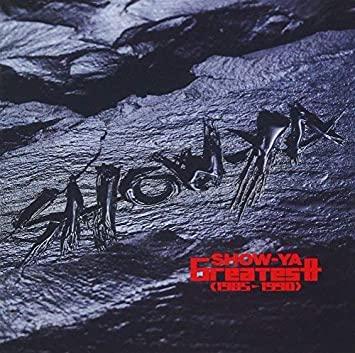 SHOW-YA_greatest 1985-1990