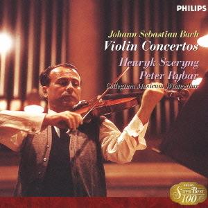 Bach ViolinConcertos_Szeryng