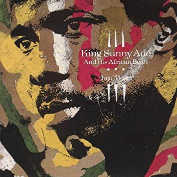King Sunny Ade_Juju Music