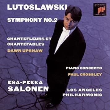 Lutoslawski Symphony2 Salonen