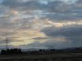 2月4日朝の空