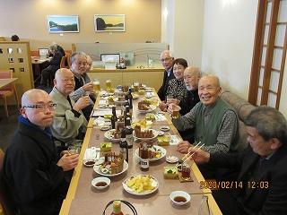 s-昼食214お寺の会