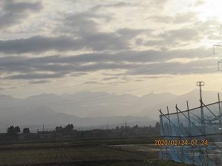 s-224朝の日の出