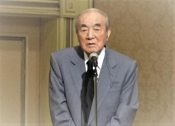 中曽根康弘元総理